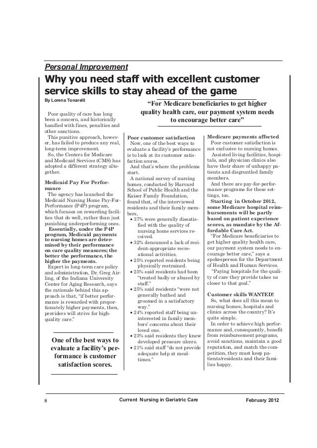 Why you need staff with excellent customer service skills to stay ahe…