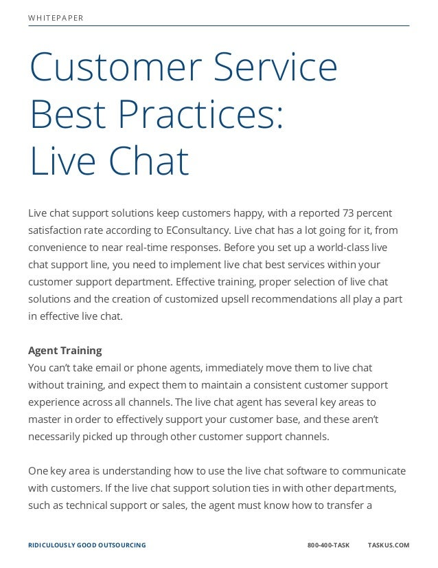 best  chat maria service