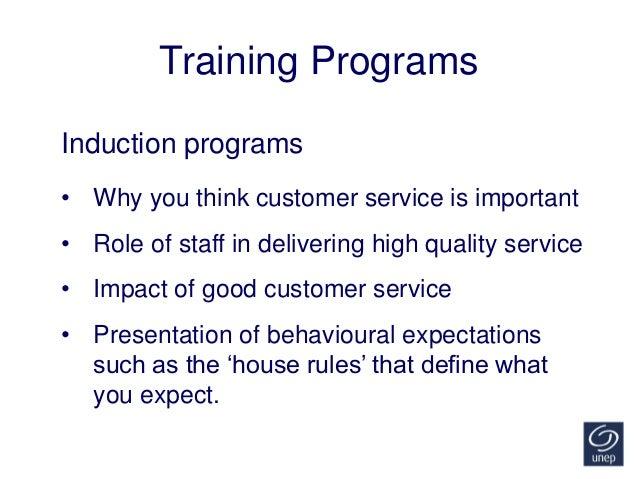 how do you define good customer service