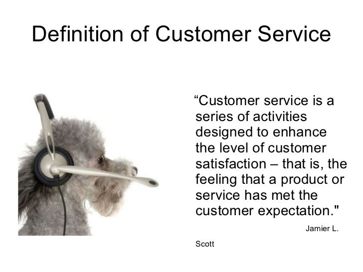The Good, The Bad and The Ugly of Customer Service