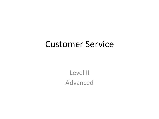 customer service level 2 unit 2 Ncfe level 2 certificate in customer service knowledge course description: this programme will provide learners with formal recognition of their performance in the workplace it assesses the knowledgeand understanding of the key areas of customer.