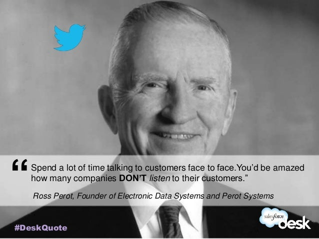 """   The customer experience    is the next competitive battleground.""    Jerry Gregoire, CIO, Dell Computers#DeskQuote"