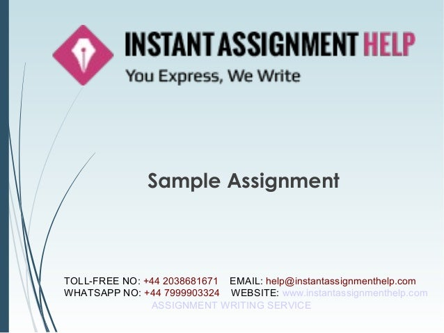 customer service sample assignment instant assignment help sample assignment toll no 44 2038681671 email help instantassignmenthelp