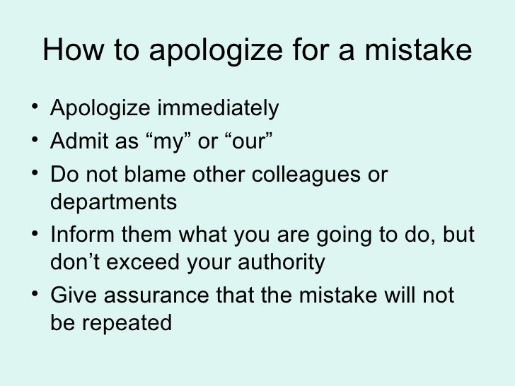 Customer service skills how to apologize ccuart Images