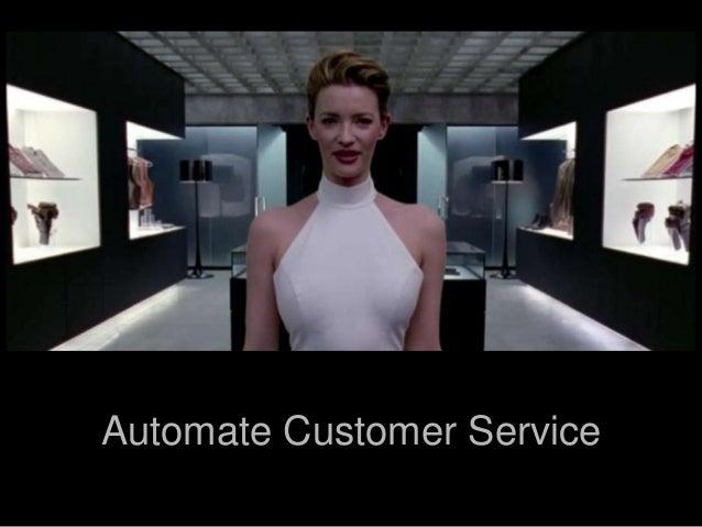 Automate Customer Service NoApp.io
