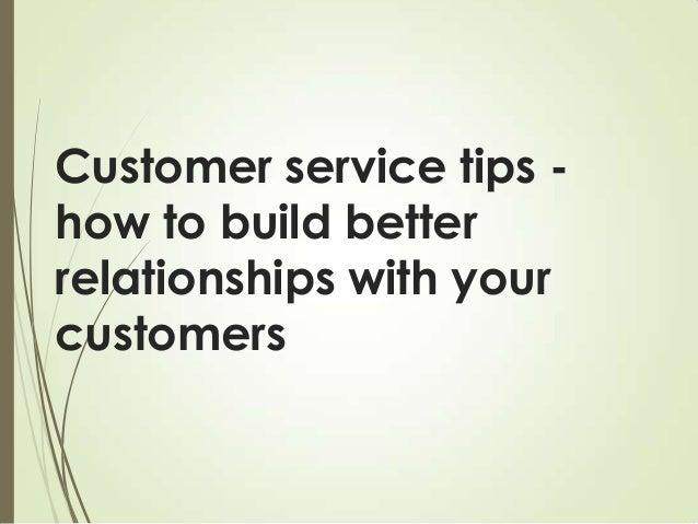 customer relationship building skills for teens