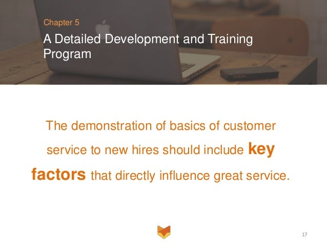 a guide to customer service training rh slideshare net New Hire Checklist Instruction Guide