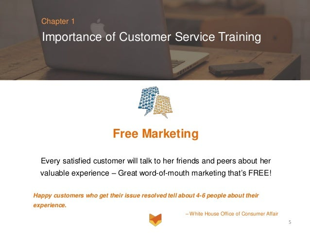 A Guide To Customer Service Training