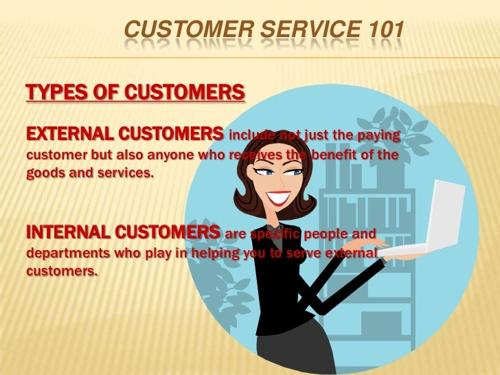 simple definition of customer service