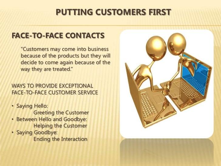 Customer service training1 jeffrey gitomer 67 putting customers m4hsunfo