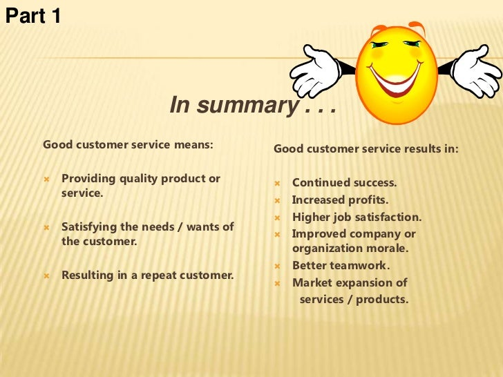 Customer Service Training1