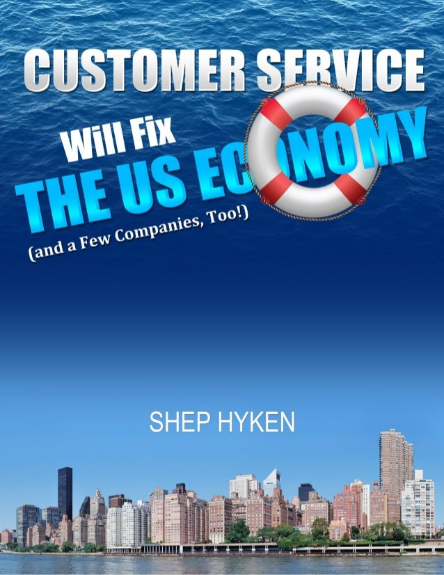 www.Hyken.com            shep@hyken.com              Twitter: @hyken Facebook: ShepHykenSpeakerwww.linkedin.com/in/ShepHyk...