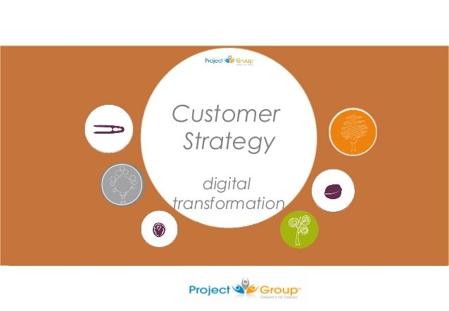 Customer  Strategy  digital  transformation