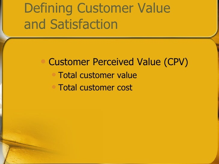 ikea customer value and satisfaction Is it possible to build customer loyalty with consumers who have never been to  your  mochon notes that consumers are more inclined to value a piece of ikea .