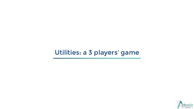 Can Customers' Voice disrupt Utilities? Slide 2