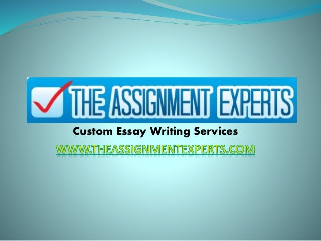 Custom writing services for dissertation