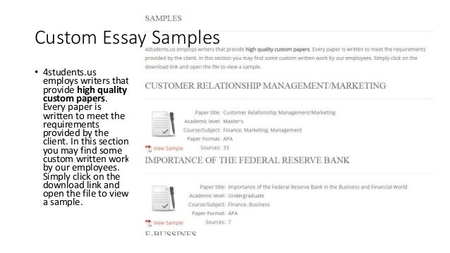 Buy Custom Essays Online | Custom Essay Writing Service | Buy Essays Online