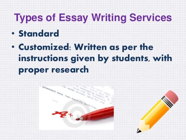Custom essay writing service in the us