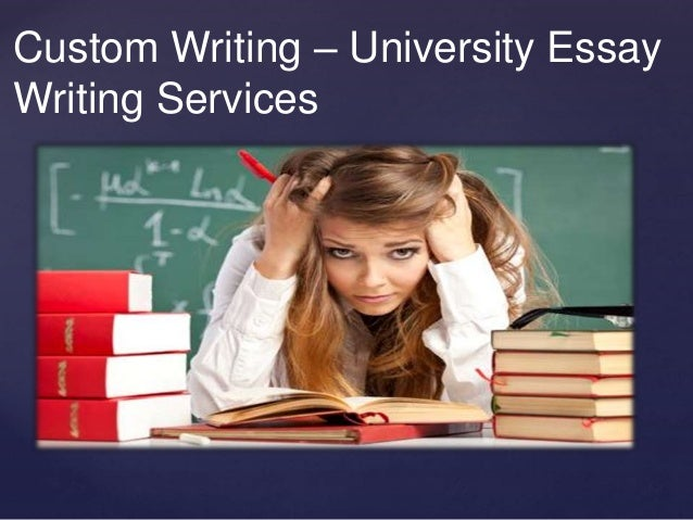 High-quality custom essay writing by experts