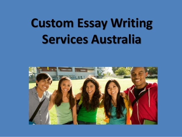 Custom essay writers