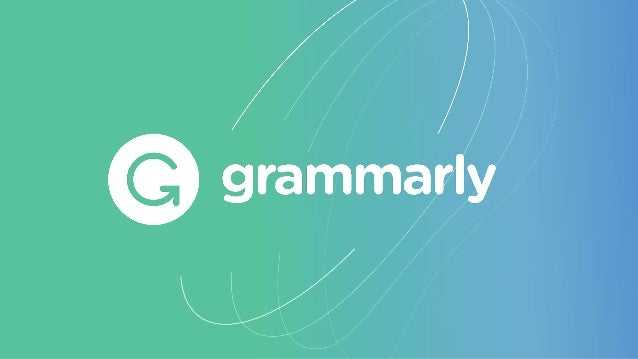 What is Grammarly? A writing assistant that helps make your communication clear and effective, wherever you type.