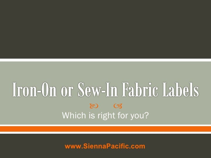 Which is right for you? www.SiennaPacific.com