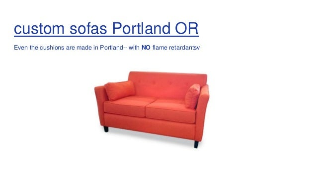 Superbe ... 4. Custom Sofas Portland OR ...