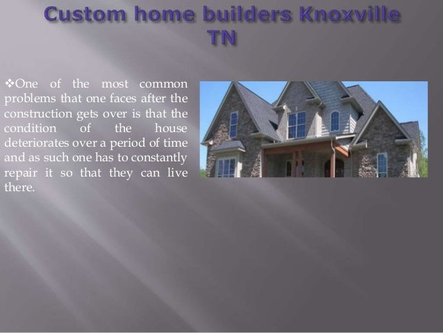 Custom home builders knoxville tn for House builders in knoxville tn