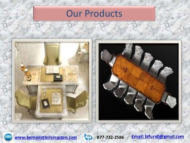 Custom Home Furnishing Product Store Online Bernadette Livingston Furniture