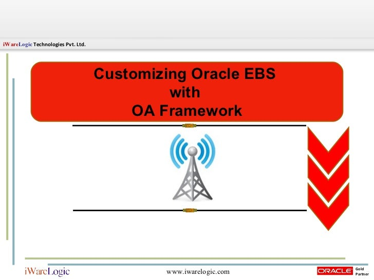Customizing Oracle EBS  with  OA Framework