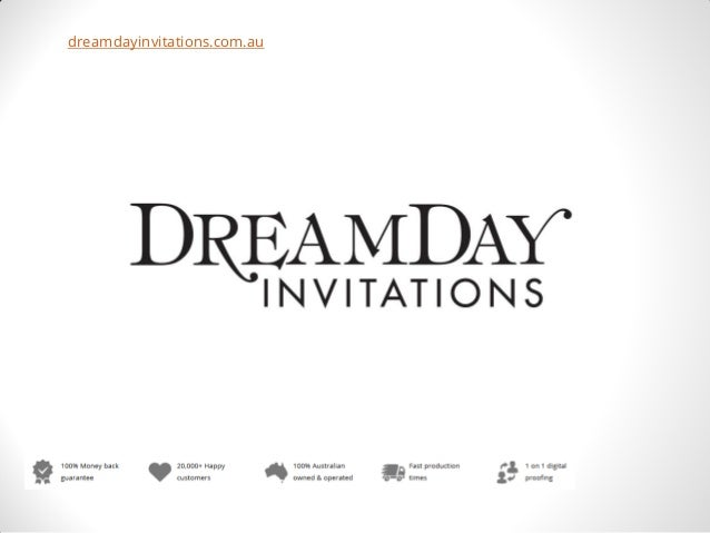 Customising Your Wedding Invitations And Theme Dreamday Invitations