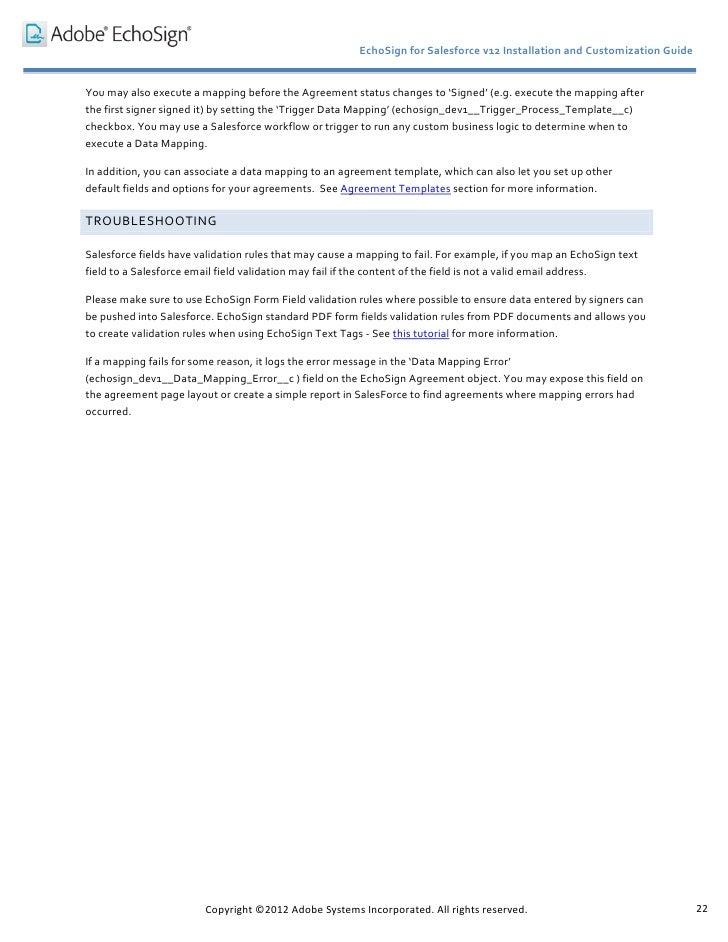 EchoSign-for-Salesforce v12 Customization Guide