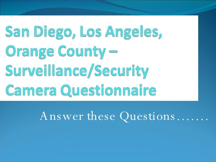 Answer these Questions…….