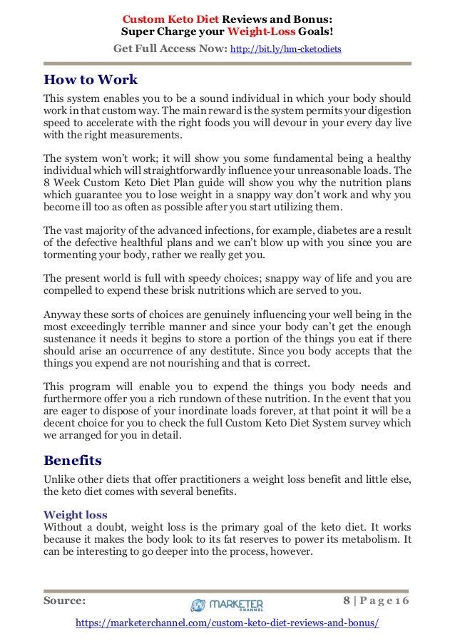 page fundamental diet plan