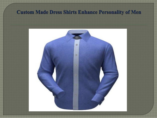 Where To Get Custom Made Shirts