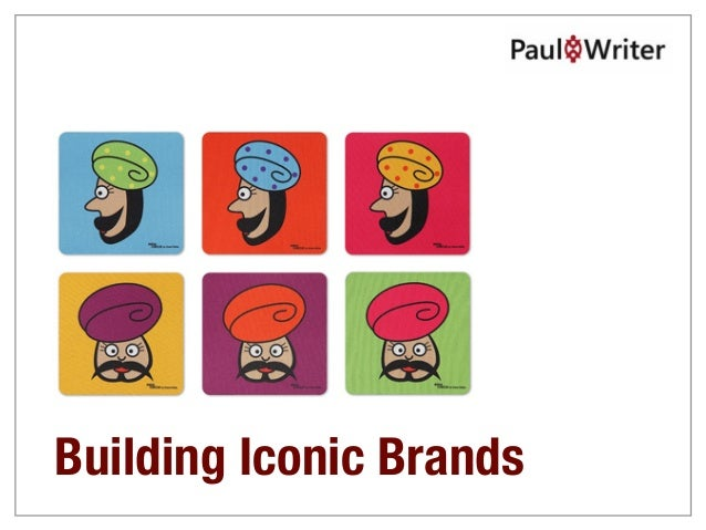 Building Iconic Brands