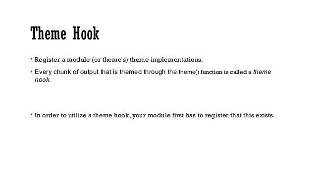 How to override theme functions with hook_theme_alter()