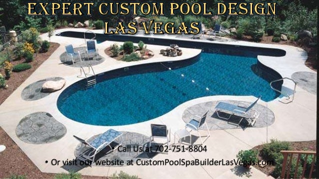 702-751-8804 Custom Pool Builders Las Vegas