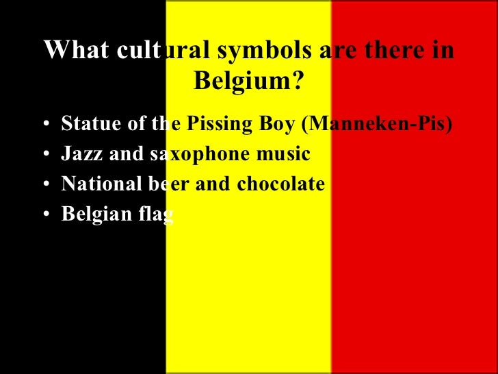 Customs And Traditions Of Belgium