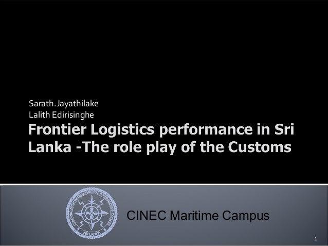 Sarath.Jayathilake Lalith Edirisinghe 1 CINEC Maritime Campus