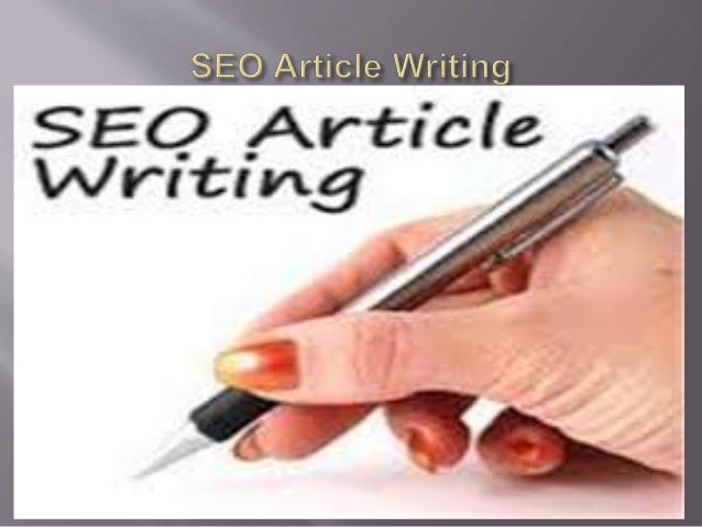 Custom article writing service