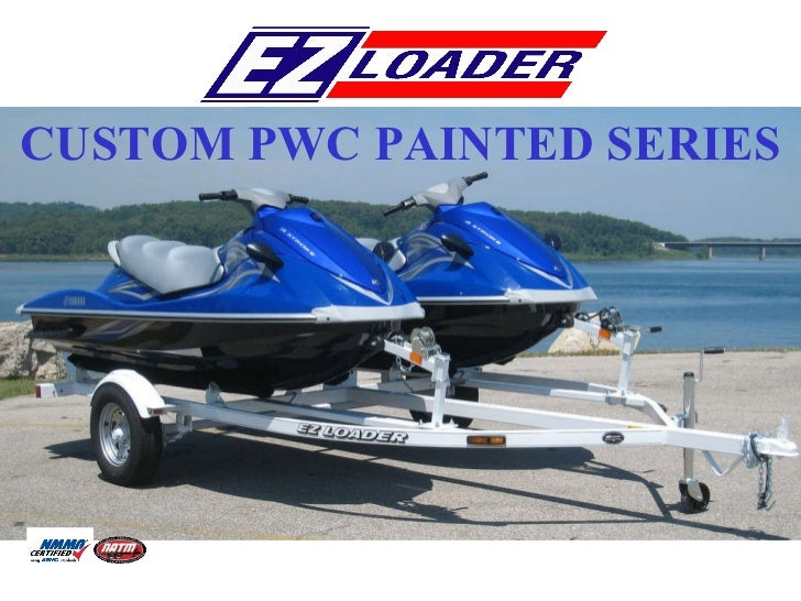 Ez Loader Custom Boat Trailers 2012 Lineup