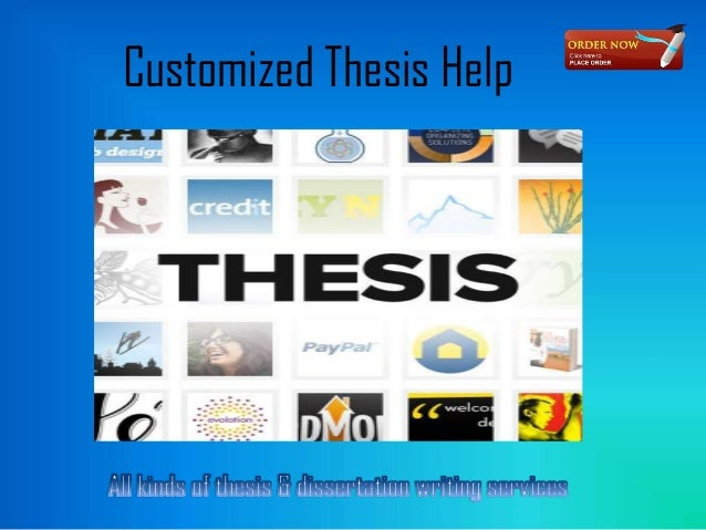 Thesis custom php