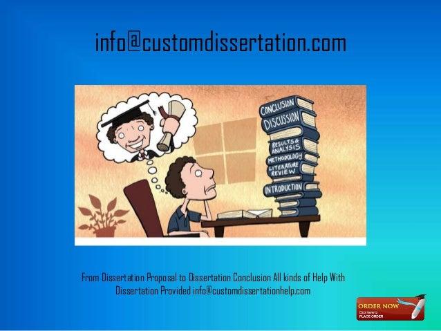 Dissertation website