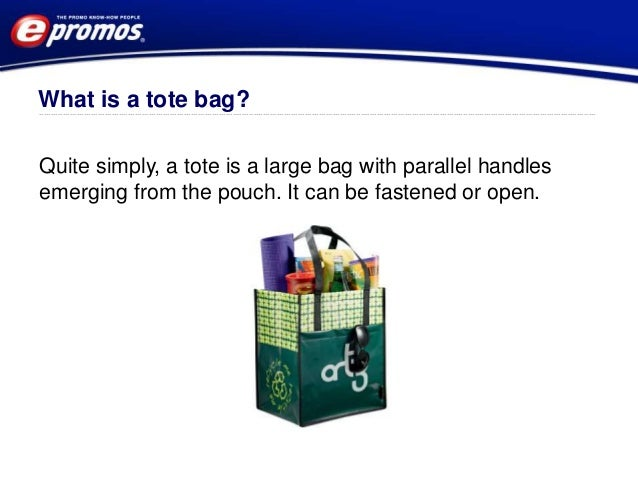 What You Need To Know About Custom Tote Bags Slide 3