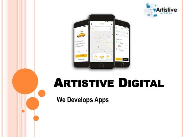 ARTISTIVE DIGITAL We Develops Apps