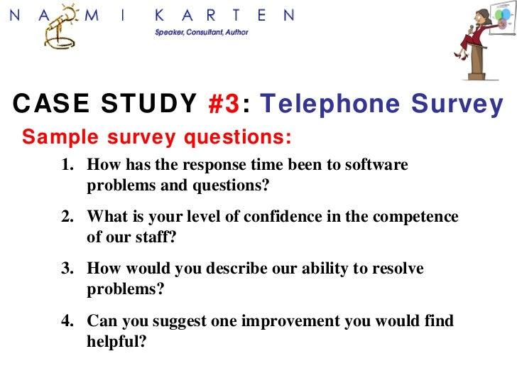 customer feedback survey sample