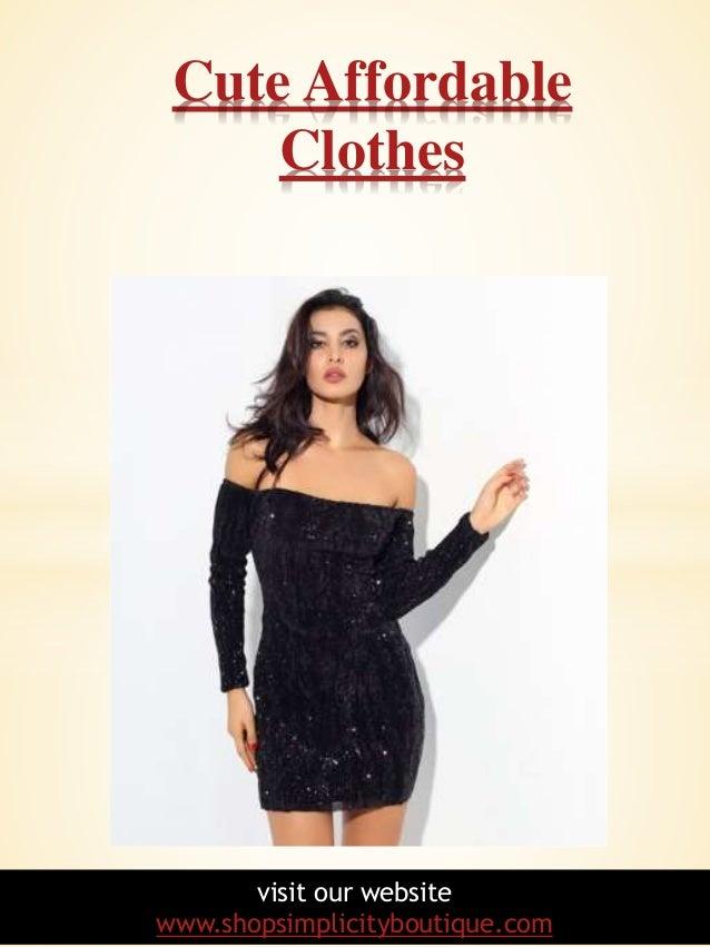 1 Cute Affordable Clothes visit our website www.shopsimplicityboutique.com