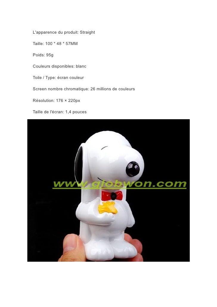 L'apparence du produit: Straight  Taille: 100 * 48 * 57MM  Poids: 95g  Couleurs disponibles: blanc  Toile / Type: écran co...