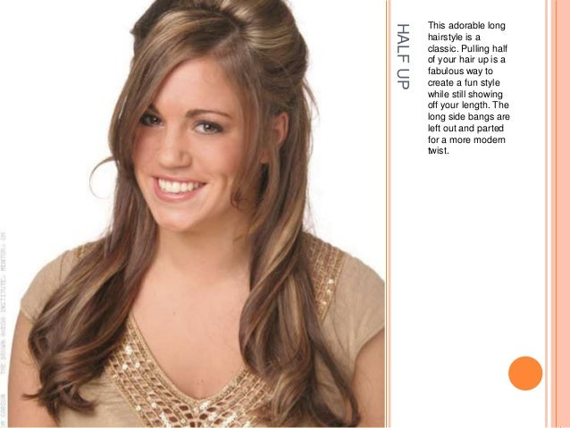 CUTEST HAIRSTYLES FOR LONG HAIR Offered By Salon Modello Atlanta; 2.